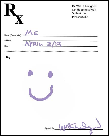 Prescription for smiles