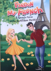 Pardon My French, novel by Allison McWood